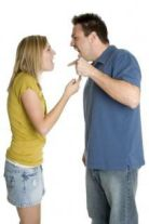 fighting can be a symptom of cheating in relationships
