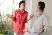 arguments also feature in controlling relationships